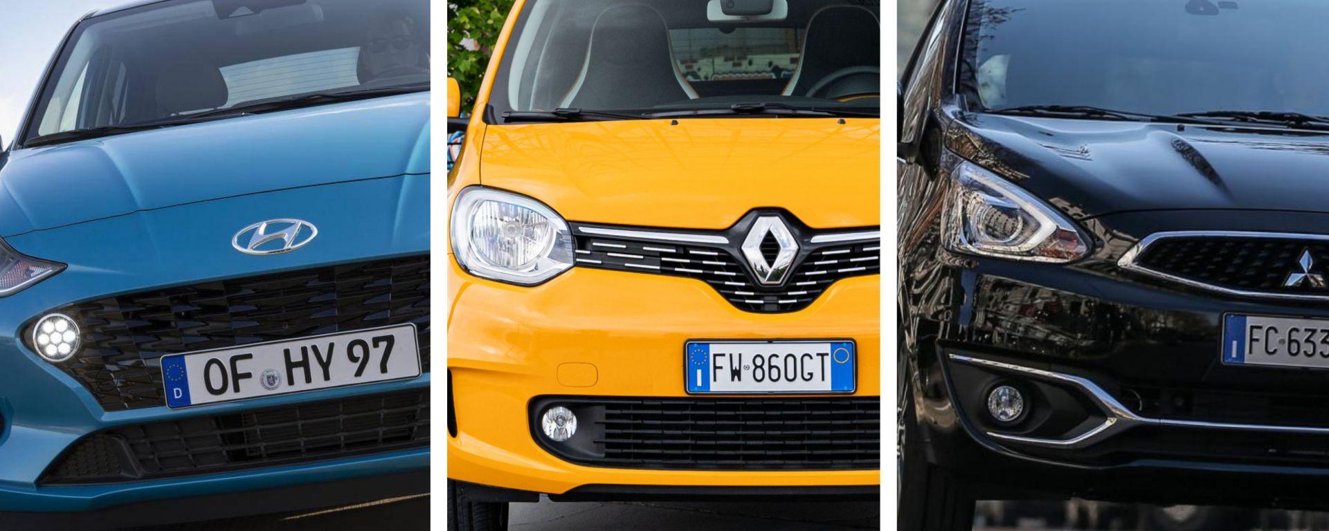 Incentivi auto 2020, quali citycar scendono sotto i 10.000 euro?
