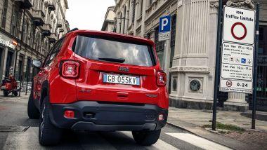 Incentivi Jeep 2021: con le plug-in si entra nelle ZTL