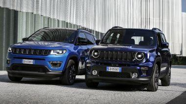 Incentivi Jeep 2021: Renegade e Compass 4xe
