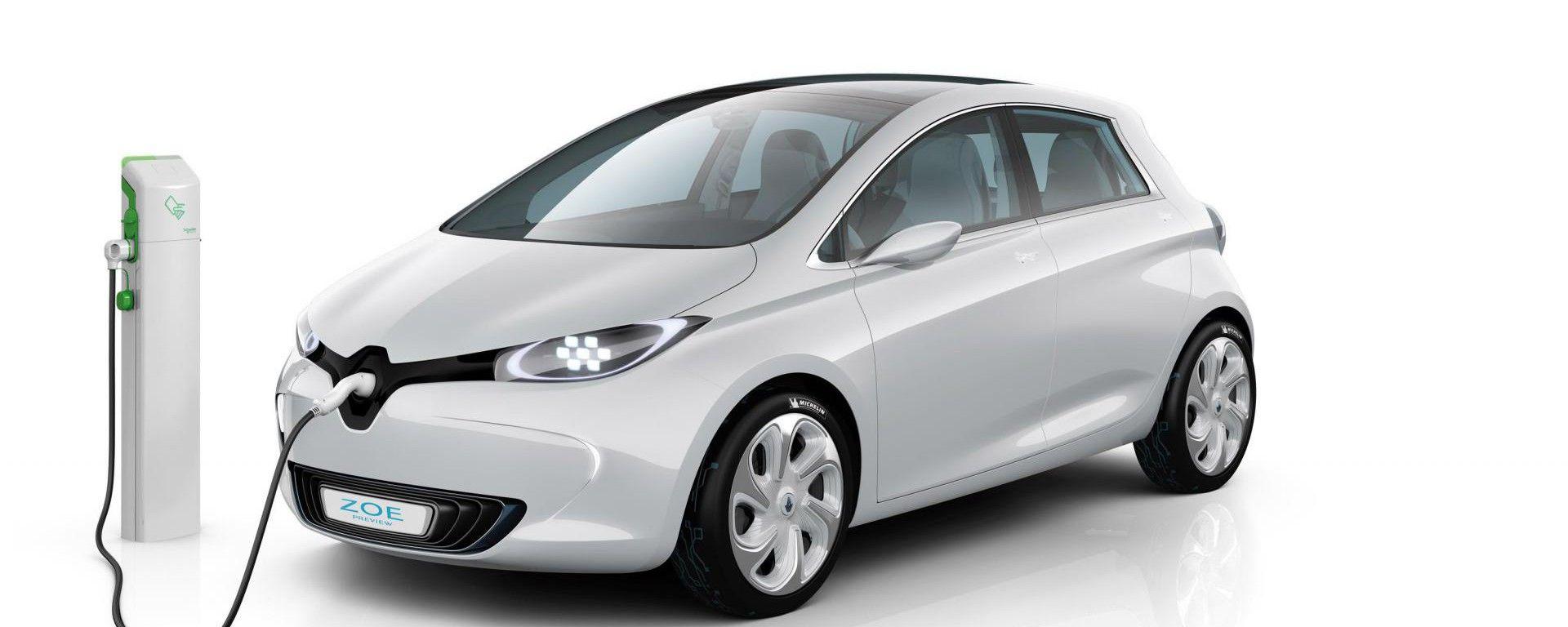Il Governo prepara incentivi per le auto elettriche