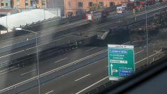 Incidente Bologna, la situazione di traffico e viabilità a Ferragosto