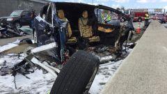 Incidente mortale Tesla Model X: colpevole il conducente, non Autopilot