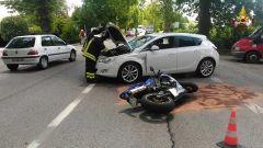 Incidenti auto-moto: cinque consigli pratici per evitarli - Immagine: 2