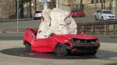 Incidenti d'auto: tre gravi a settimana per guida troppo lenta