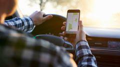 Incidenti gravi, Polizia autorizzata a controllare il cellulare del guidatore
