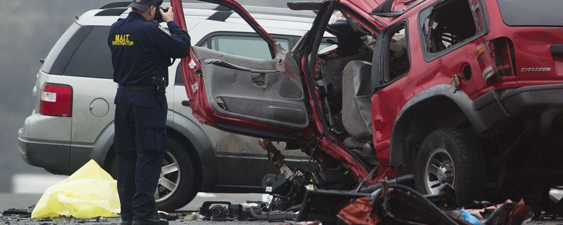 Incidenti mortali, troppo sangue scorre sulle strade europee