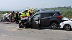 Incidenti stradali: cellulari, velocità, monopattini. Riflessioni