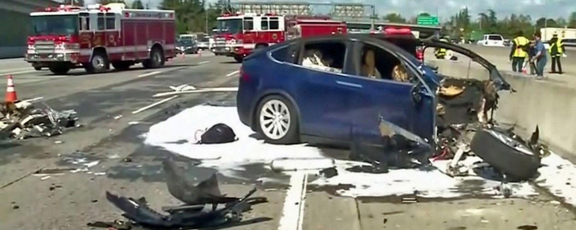 Incidenti Tesla, risalire alle cause è un rebus