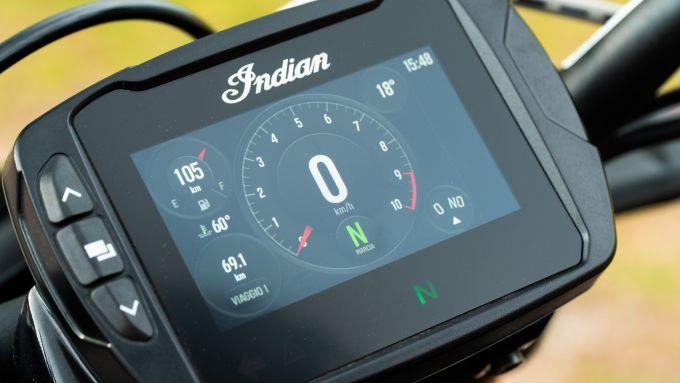 Indian FTR 1200 S Race Replica