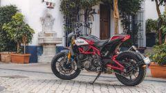 Indian FTR Carbon 1200