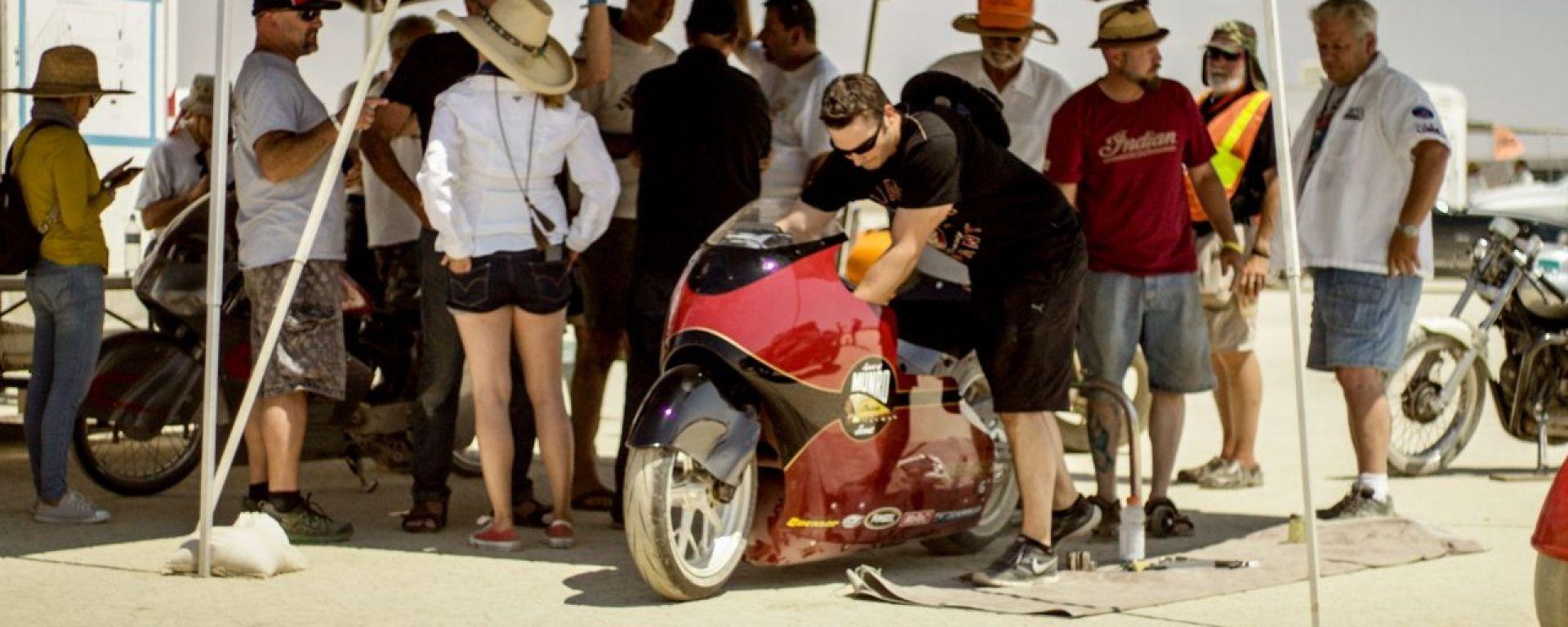 Indian Motorcycles Spirit of Munro