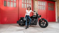 Indian Scout Bobber Sixty: foto statica