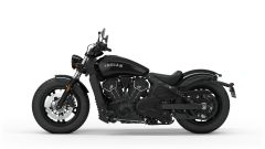Indian Scout Bobber Sixty: vista laterale sinistra