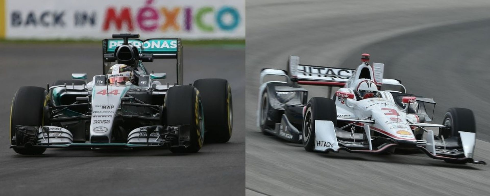 Indy Car VS F1