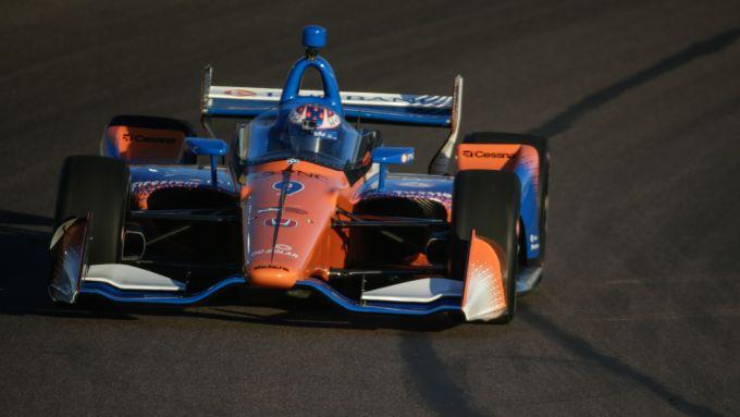 IndyCar 2018, Indianapolis: Scott Dixon testa la vecchia versione, chiamata Windscreen