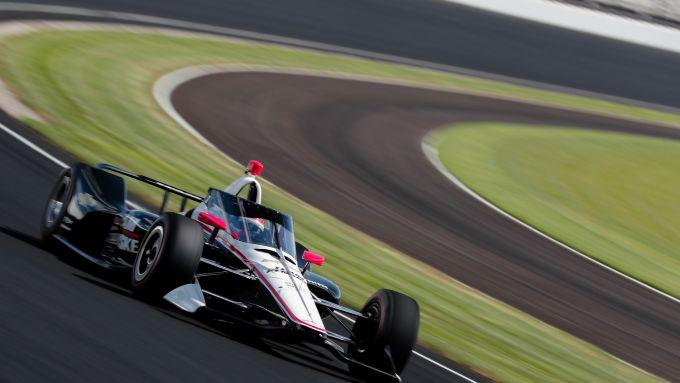 IndyCar 2019, Indianapolis: Will Power testa in pista l'Aeroscreen