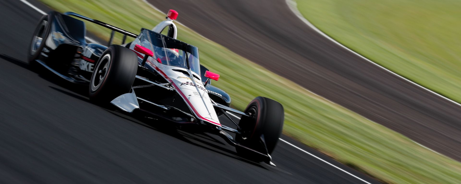 IndyCar 2019, Indianapolis: Will Power testa in pista l'Aeroscreen