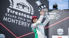 IndyCar 2019, Laguna Seca: Colton Herta (Team Harding)