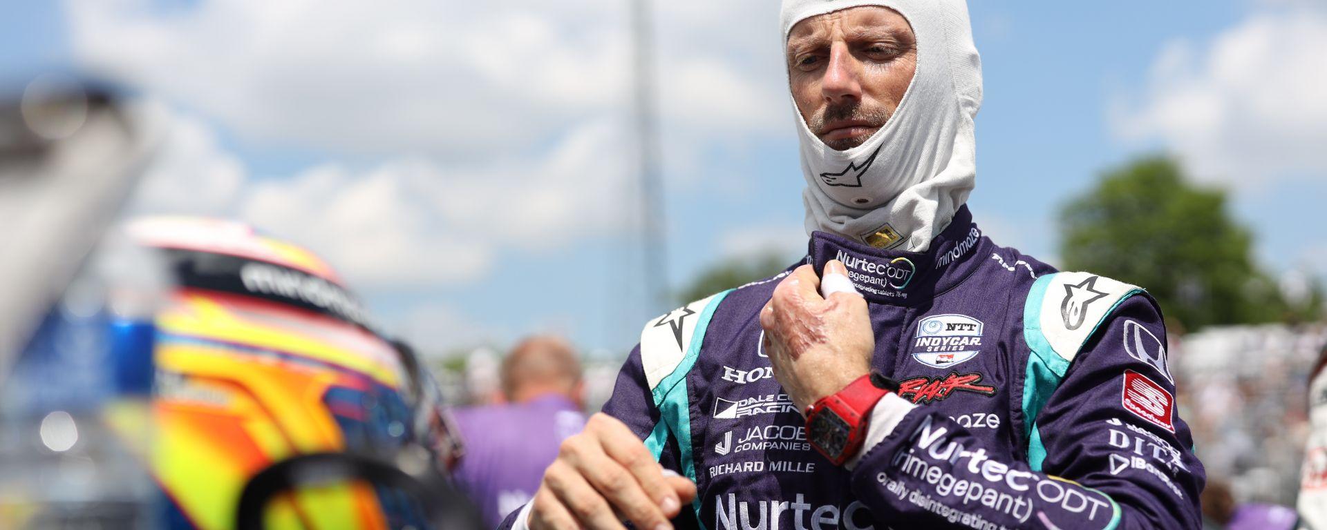 IndyCar 2021, Detroit: Romain Grosjean (Dale Coyne Racing)