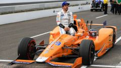 IndyCar, 500 miglia di Indianapolis 2017, Fernando Alonso (Team McLaren)