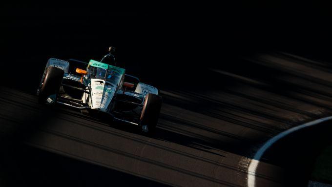 IndyCar 500 Miglia di Indianapolis 2020: Fernando Alonso (Arrow McLaren SP) in pista