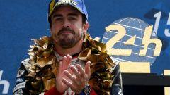 IndyCar, 500 miglia di Indianapolis, Fernando Alonso (Chevrolet, Team McLaren)