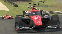 IndyCar Esport, Robert Wickens protagonista nel weekend sul simulatore iRacing