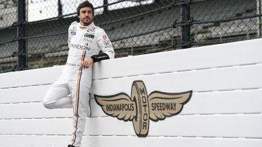 IndyCar, Fernando Alonso alla 500 Miglia di Indianapolis 2017