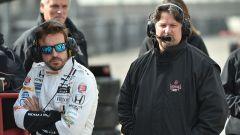 Indycar, Fernando Alonso e Michael Andretti insieme nella Indy500 del 2017