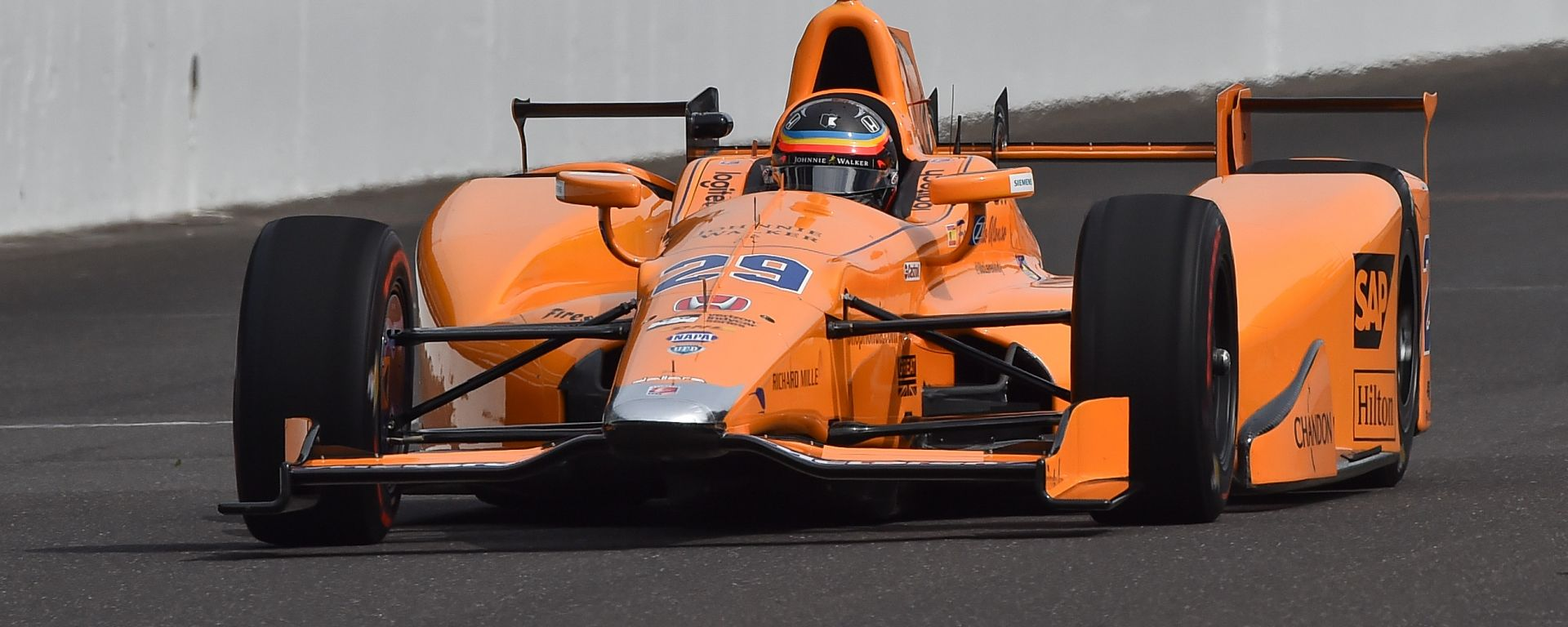 Indycar, Fernando Alonso nella Indy500 del 2017