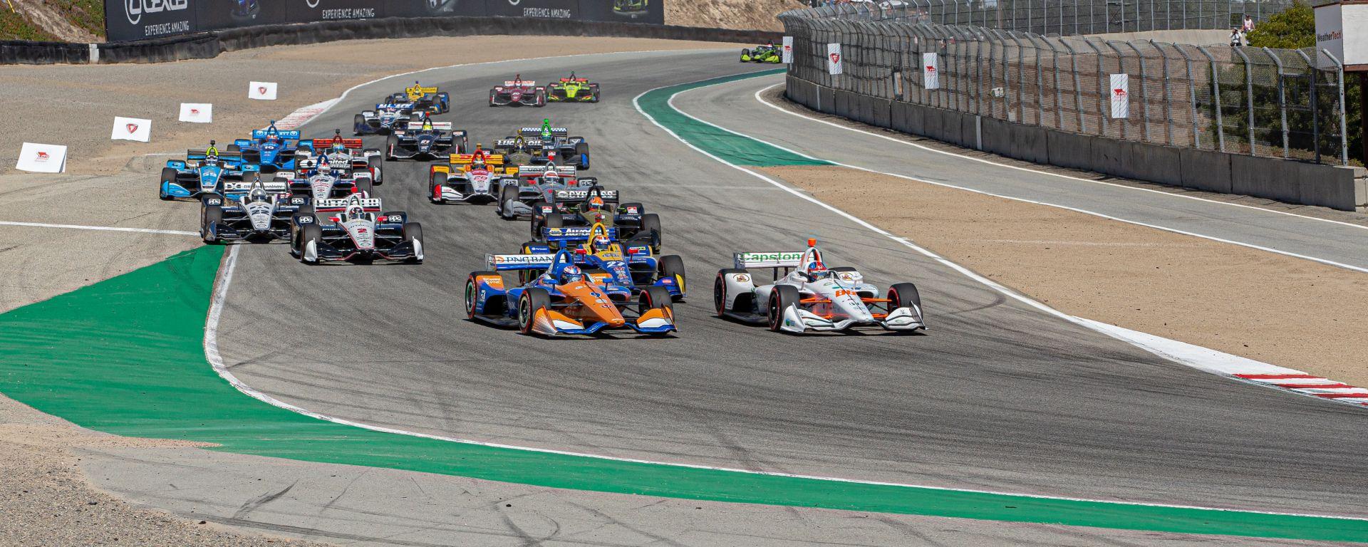 Indycar @ Laguna seca