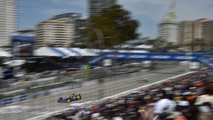 Indycar @ Long Beach