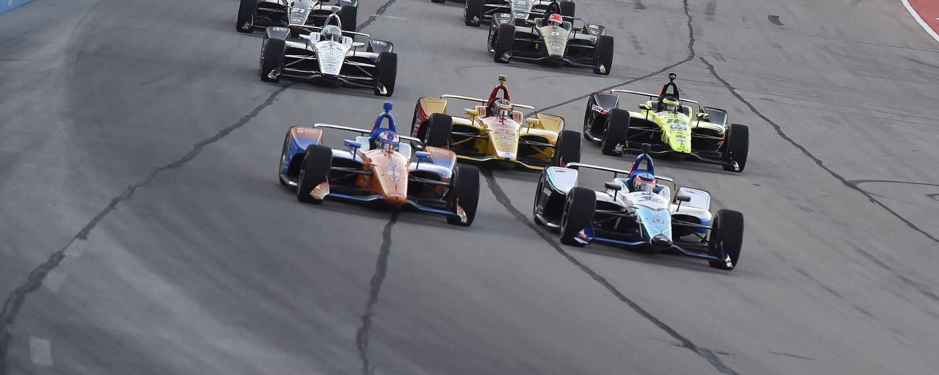 Indycar Texas Speedway