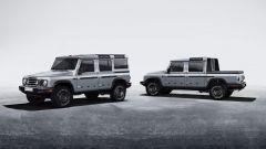 Ineos Granadier: arriverà anche in versione doppia cabina pickup