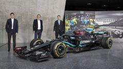 Ufficiale: Ineos azionista Mercedes F1, rinnova Wolff