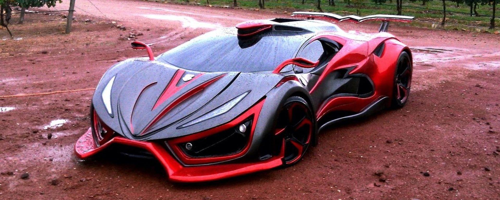 Devil 16 Car >> Novità auto: Inferno: la hypercar messicana torna a far parlare di sé - MotorBox