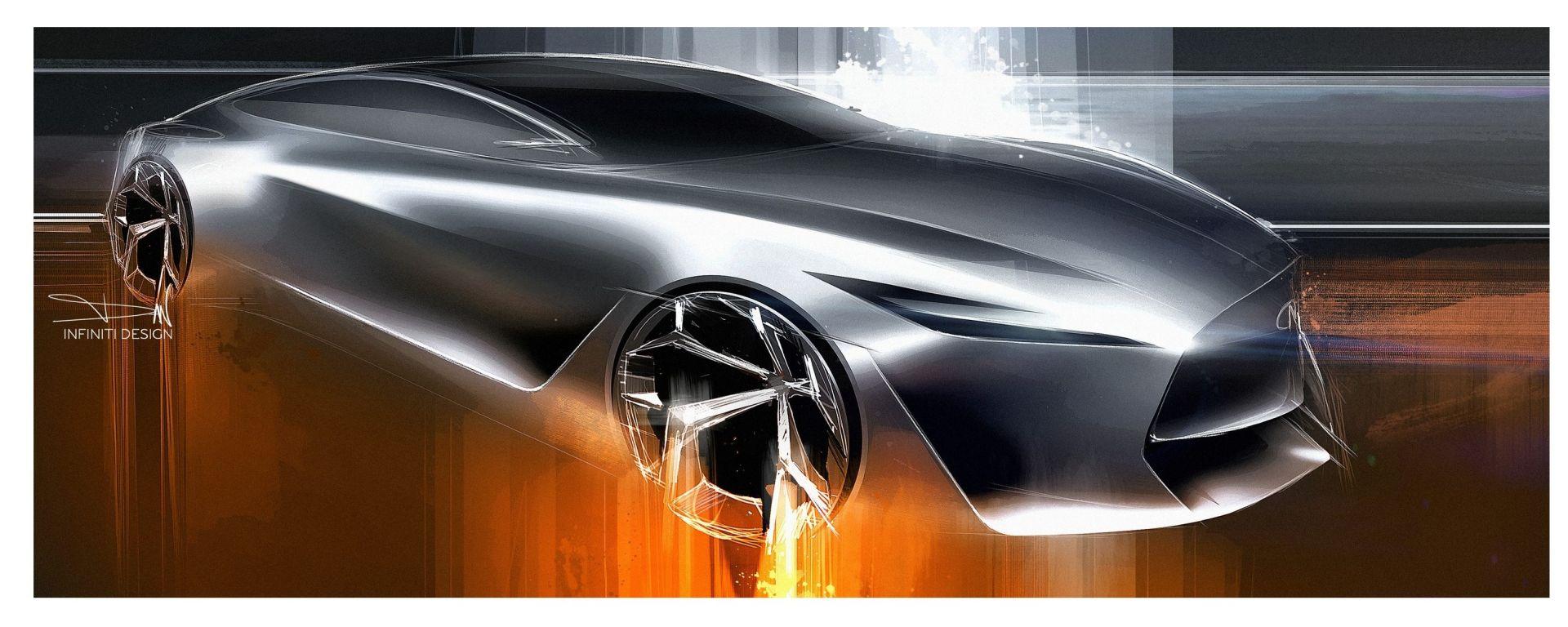 Infiniti: nuovi veicoli elettrici entro il 2021
