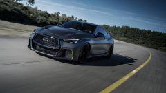 Infiniti Project Black S: aggiornata la prima dual-hybrid stradale