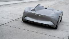 Infiniti Prototype 10: sulla meccanica, la Casa non dice nulla