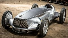 Infiniti Prototype 9 concept: una silver arrow per Pebble Beach 2017