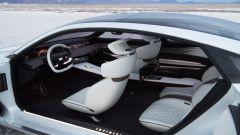 Infiniti Q Inspiration: guida autonoma e il nuovo motore VC Turbo - Immagine: 13