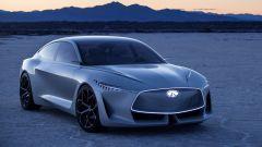 Infiniti Q Inspiration: guida autonoma e il nuovo motore VC Turbo - Immagine: 1