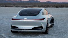 Infiniti Q Inspiration: guida autonoma e il nuovo motore VC Turbo - Immagine: 4