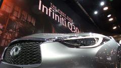 Infiniti Q30, foto (live) e info - Immagine: 2