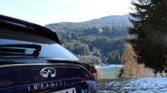Infiniti Q30 Premium 1.5d DCT: alla solita tedesca, si può anche dire no - Immagine: 35