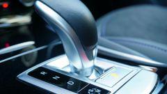 Infiniti Q30 Premium, il cambio è un doppia frizione fornito da Mercedes