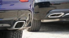 Infiniti Q30 vs Mercedes Classe A: gemelle diverse - Immagine: 12