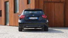 Infiniti Q30 vs Mercedes Classe A: gemelle diverse - Immagine: 15