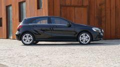 Infiniti Q30 vs Mercedes Classe A: gemelle diverse - Immagine: 16