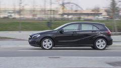 Infiniti Q30 vs Mercedes Classe A: gemelle diverse - Immagine: 17
